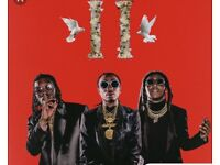 4 Migos Tickets Remaining Each 70 !!