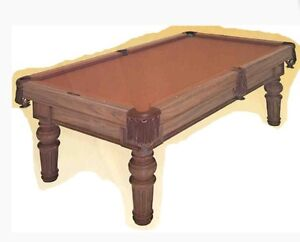 "Brunswick ""Vintage"" Pool Table"