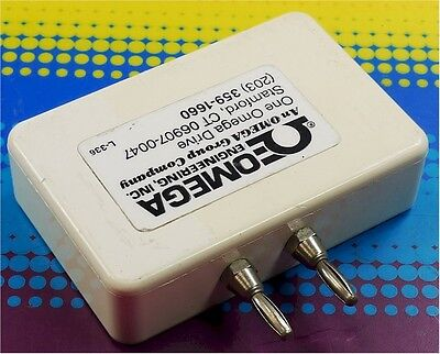 Omega Tac-386-tc Thermocouple To Analog Converterbattery Powered - Type T Cel