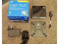 "Intel NUC i3 NUC5i3RYK ""Rock canyon"" / 16GB Ram / 256GB SSD + More"