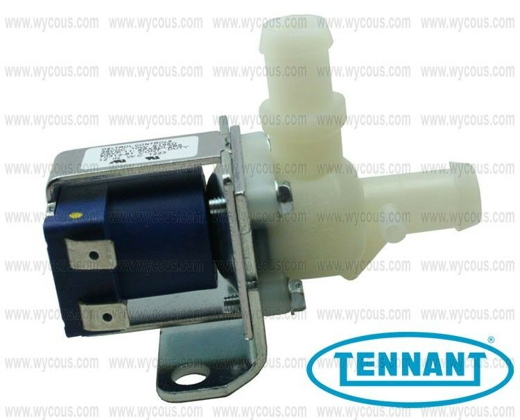 OEM SOLENOID, WATER VALVE, 36V, TENNANT 5680,5700, 5700E, 5700XP SCRUBBERS, 3D13