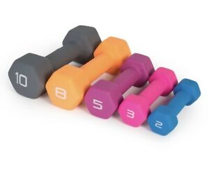 Looking for 3, 5, 8 & 10 lb dumbbells