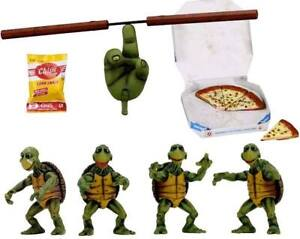TMNT 1990 Baby Turtles 1/4 Scale Action Figure Set in store!
