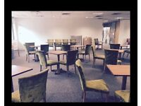 FREE Hot Desking, Meeting Rooms, Conference & Seminar Space