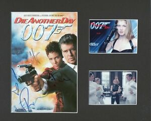 ROSAMUND-PIKE-Signed-10x9-Photo-Display-MIRANDA-FROST-In-DIE-ANOTHER-DAY-COA