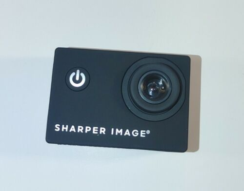 Sharper Image 720p HD Action Camera 8 GB SD Card Rechargeable Waterproof  - $18.99