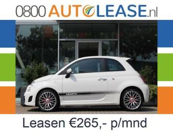 Fiat 500 Abarth 1.4 Turbo | Financial Lease