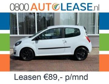 Renault Twingo 1.2 16V Parisienne airco | Financial Lease
