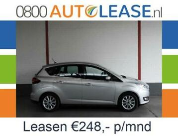 Ford C-MAX 1.0 Ecoboost 125PK | Financial Lease