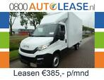 Iveco Daily 35S16 bakwagen + laadklep | Financial Lease