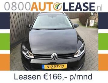 Volkswagen Golf Variant 7 1.6 | Financial Lease va 166 p/m