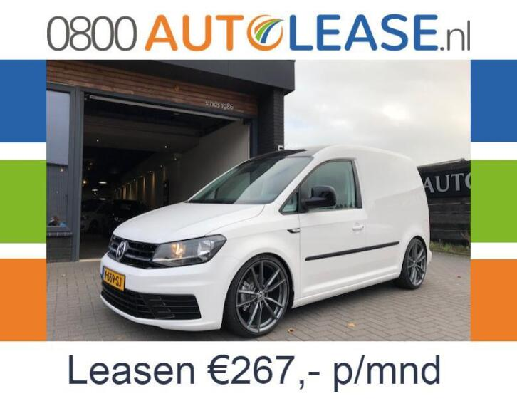 Volkswagen Caddy 2 0 Tdi Financial Lease Va 267 P M