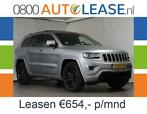Jeep Grand Cherokee 3.0L V6 250pk 4WD | Financial Lease
