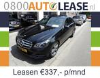 Mercedes-Benz E-Klasse 220 BLUETEC | Financial Lease