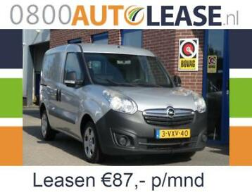 Opel Combo 1.3 CDTI L1H1 | Financial Lease va 87 p/m