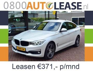BMW 3 Serie Gran Turismo 320I | Financial Lease va 371 p/m