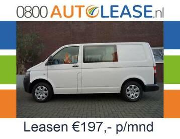 Volkswagen Transporter 2.0 TDI DSG Automa | Financial Lease