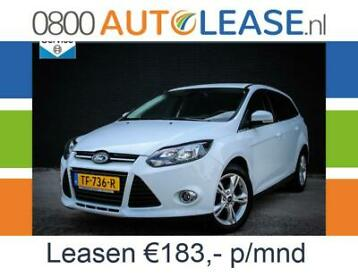 Ford Focus Wagon 1.0 EcoBoost | Financial Lease