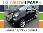Smart Forfour 1.0 52KW | Lease € 135,– per mnd