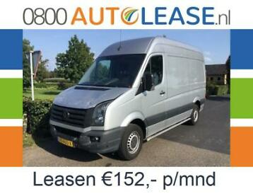 Volkswagen Crafter 2.0 TDI L2H2 80kW | Financial Lease