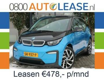 BMW i3 iPerformance 4% BIJTELLING 94Ah | Financial Lease