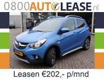 Opel Karl 1.0 Start/stop 75pk | Lease € 202,– per mnd