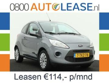 Ford Ka 1.2 Style | Airco | Financial Lease