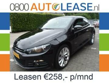 Volkswagen Scirocco 1.4 TSI Highline | Financial Lease