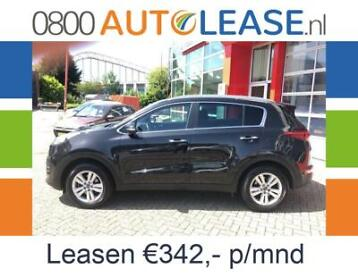 Kia Sportage 1.6 GDI First Ed. | NAVI | Financial Lease