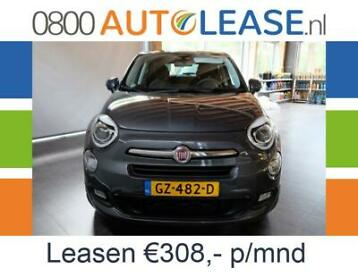Fiat 500X 1.4 Turbo MultiAir | Financial Lease