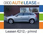 Volvo V60 2.4 D6 AWD Plug-In Hy | Financial Lease va 212 p/m
