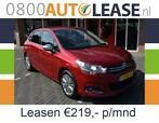 Citroen C4 1.6 VTI Berline | Lease € 219,– per mnd