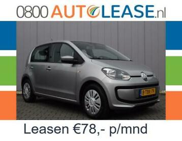 Volkswagen up! 1.0 Move Up! 5Drs BlueM | Financial Lease
