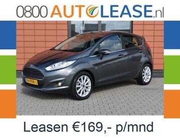 Ford Fiesta 1.0 ECOBOOST TITANIUM | Financial Lease