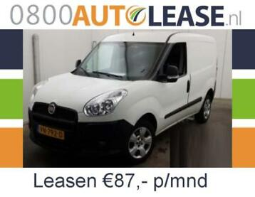 Fiat Doblo Cargo 1.3 MJ L1H1 | Financial Lease va 87 p/m