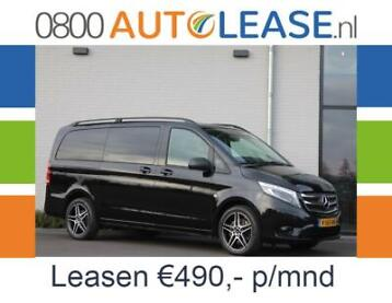 Mercedes-Benz Vito 119 CDI Aut BLUETEC | Financial Lease