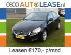 Volvo S60 1.6 DRIVe Business - 6-Bak | Financial Lease