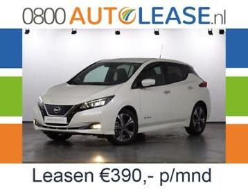 Nissan Leaf Tekna 40 kWh | Financial Lease