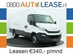 Iveco Daily 35C16 160PK L4H2 Hi-Matic  | Financial Lease