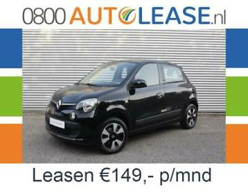 Renault Twingo SCe 70pk Collection R&Go | Financial Lease