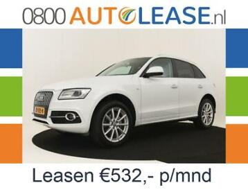 Audi Q5 2.0 TFSI quattro AUT. Adrenalin | Financial Lease