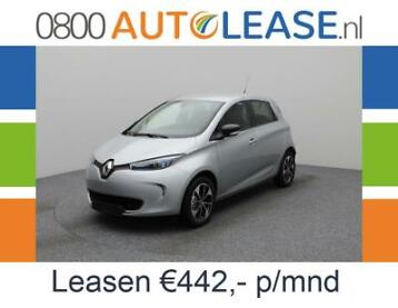Renault ZOE R110 Bose | Financial Lease