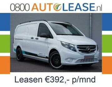 Mercedes-Benz Vito 114 CDI Lang, AMG | Financial Lease
