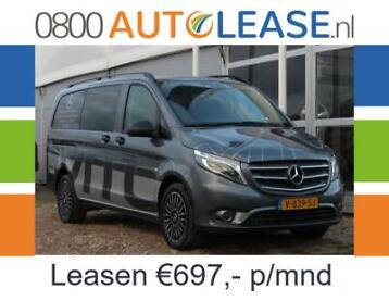 Mercedes-Benz Vito 114 CDI Dubbele Cabin | Financial Lease