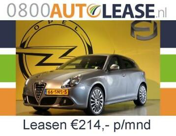 Alfa Romeo Giulietta 1.4T | Financial Lease va 214 p/m