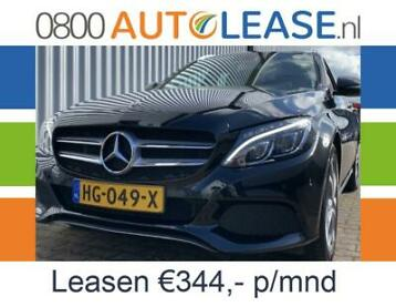 Mercedes-Benz C-Klasse Estate 350 e | Financial Lease
