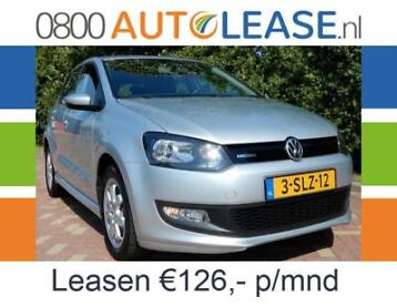 Volkswagen Polo 1.2 TDI BlueMotion CRUISE | Financial Lease