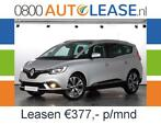 Renault Grand Scenic TCe 140pk | Financial Lease va 377 p/m