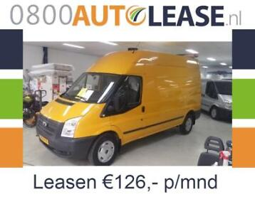 Ford Transit Transit 2.2TDCI | Financial Lease va 126 p/m