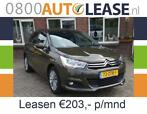 Citroen C4 1.6 VTI Berline | Lease € 203,– per mnd